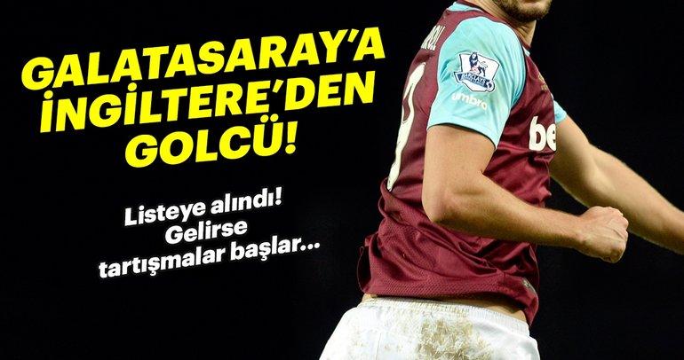Galatasaray'ın forvet listesinde son aday: Andy Carroll
