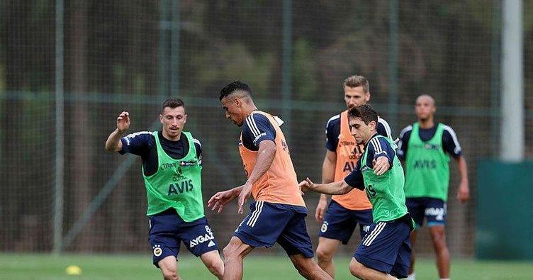 Fenerbahçe Galatasaray maçının hazırlıklarına devam ediyor