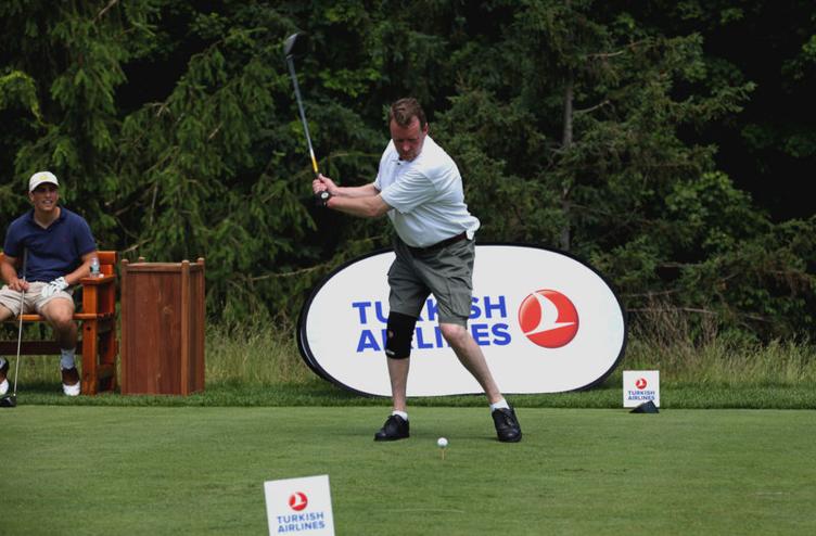 THY ABD'de golf turnuvası düzenledi