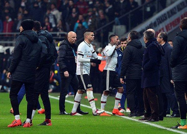 Beşiktaş'tan Quaresma için 11 sayfalık savunma