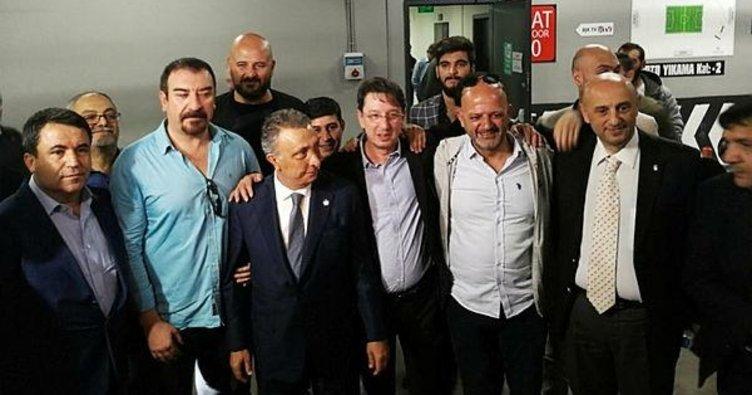 Beşiktaş'ta liste savaşları