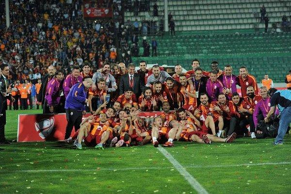 Galatasaray'da 18 yolcu
