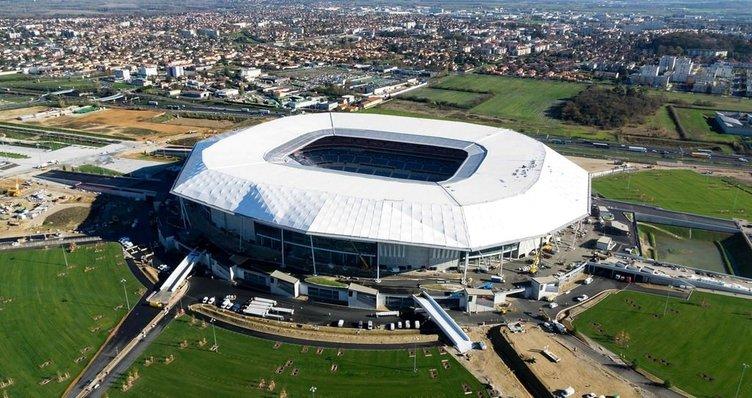 Euro 2016'nın oynanacağı 10 stadyum