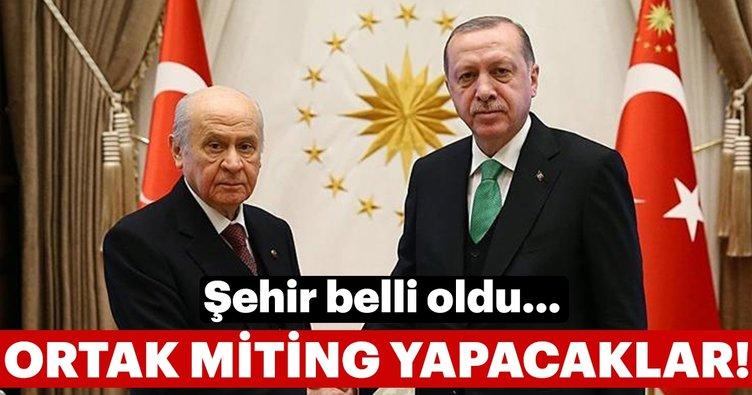Mehmet Özhaseki: Cumhurbaşkanı Erdoğan ve Bahçeli ortak miting yapacak