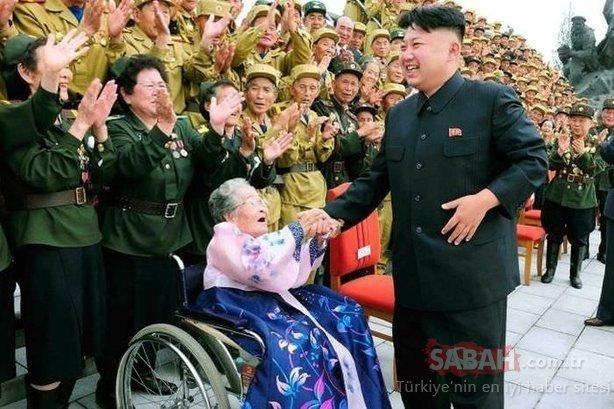 Kim Jong Un hakkındaki bu gerçek çok konuşulacak! Onlara benzemek için...