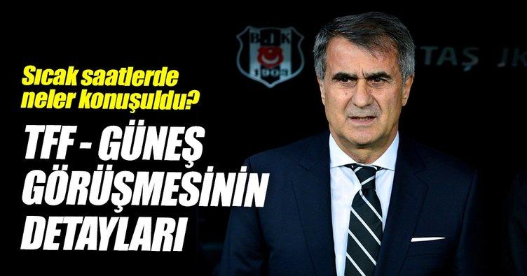 Federasyon istedi Beşiktaş reddetti