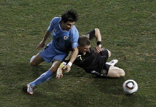 Uruguay - Almanya