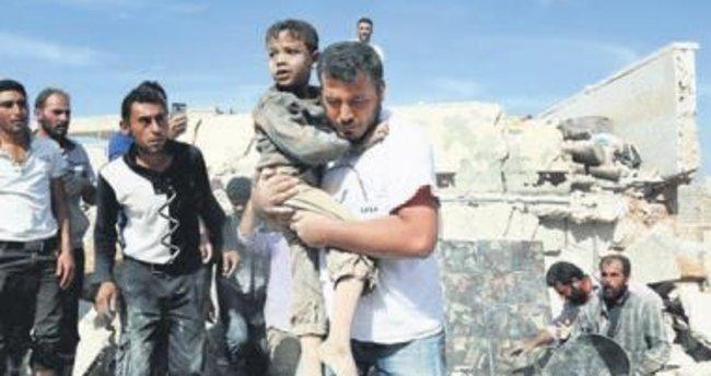 """""""Halk Halep'i terk etmek istemiyor"""""""