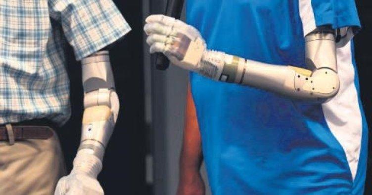 Pentagon'un biyonik kolu 100 bin dolara satışa çıktı