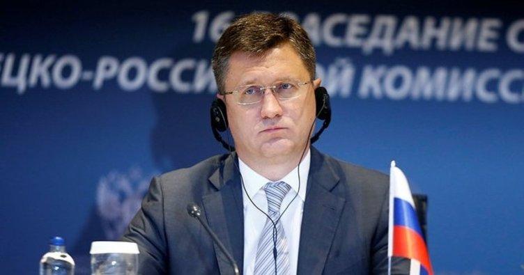 Rusya Enerji Bakanı Alexander Novak: Tüm ülkeler OPEC+ anlaşmasına bağlı