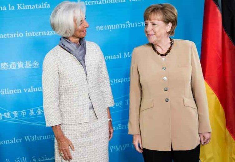 Merkel'in zayıflama sırrı