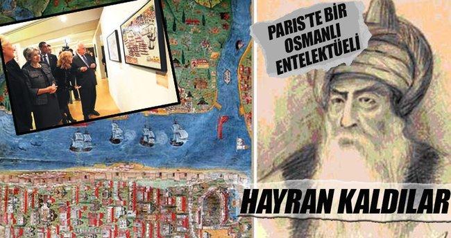 Parisliler 'Matrakçı Nasuh'a hayran kaldı