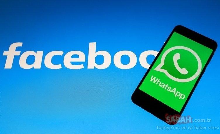 Son dakika haberleri: WhatsApp sözleşmesi iptal mi edildi? WhatsApp gizlilik sözleşmesi soruşturması! Sözleşmeyi onaylayanlar...