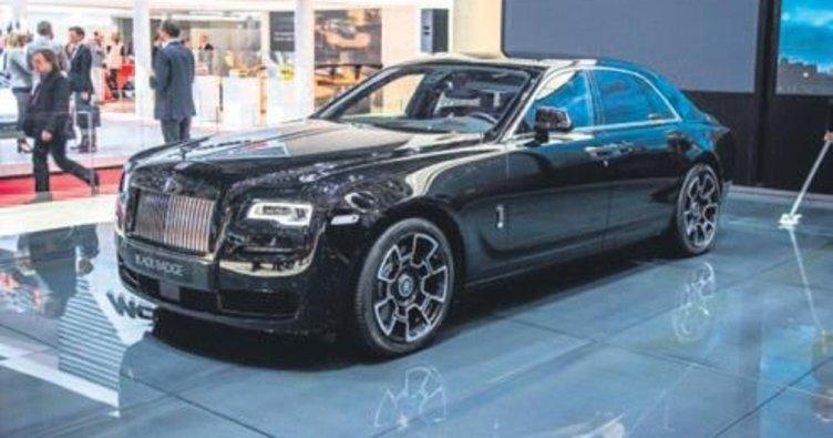 1 milyon euro luk Rolls Royce Türkiye'de