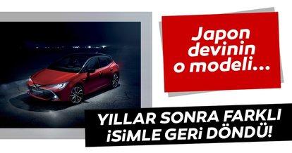 Toyota Corolla Hatchback Türkiye'de! Corolla Hatchback'in özellikleri nedir?