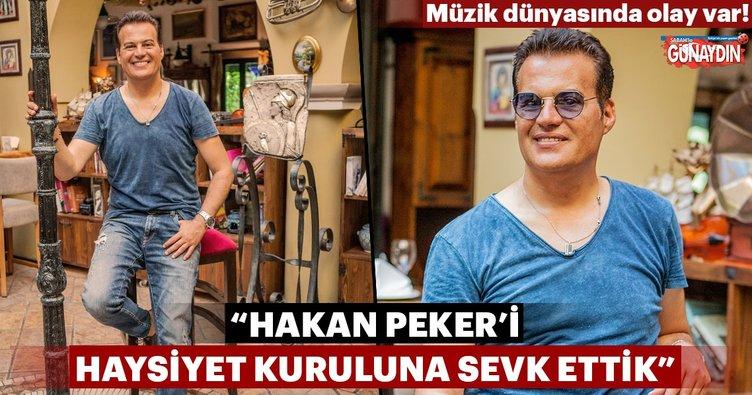 Hakan Peker Kral TV'yi bastı