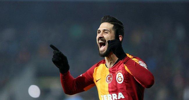 Galatasaray'da Emre Akbaba sevinci! 88 gün sonra
