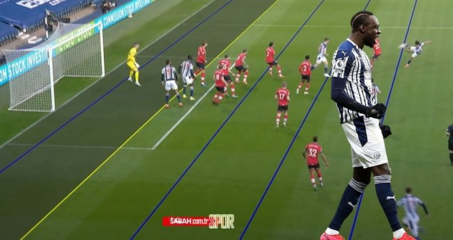 Premier Lig'i sarsan VAR skandalı! Mbaye Diagne'nin golünün iptal sebebi ortalığı karıştırdı...
