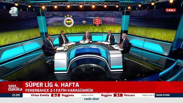 Son dakika Fenerbahçe haberi: Gürcan Bilgiç: Altay Bayındır penaltıyı değil sezonu kurtardı