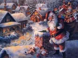 Twitter'daki Noel Baba geyikleri
