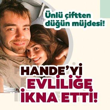 Hande Erçel ile Murat Dalkılıç evleniyor! İşte Hande Erçel ile şarkıcı sevgilisi Murat Dalkılıç'ın düğünü ne zaman?
