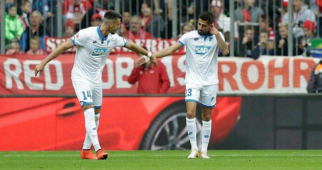 Bundesliga'da haftanın en iyi golü Kerem'den!