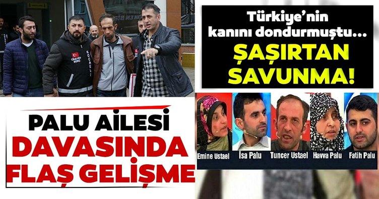 SON DAKİKA: Palu ailesi davasında yeni gelişme! Yaptıkları tüm Türkiye'nin kanını dondurmuştu...