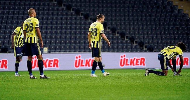 Fenerbahçe sezonun ilk yenilgisini Konyaspor'dan aldı
