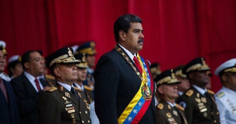ABD'den Rus bankalarına Venezuela yaptırımı