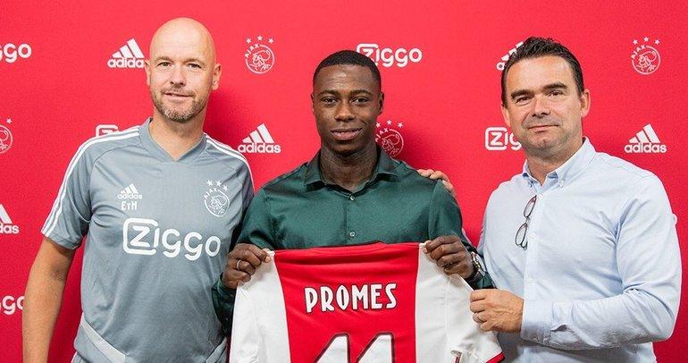 Ajax, Quincy Promes'u transfer etti