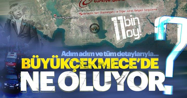İstanbul seçimlerinde Büyükçekmece skandalı! Büyükçekmece'de neler oluyor?