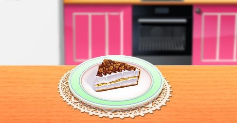 Muzlu Dilim Pasta