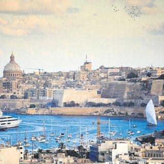 Sonbaharda Malta