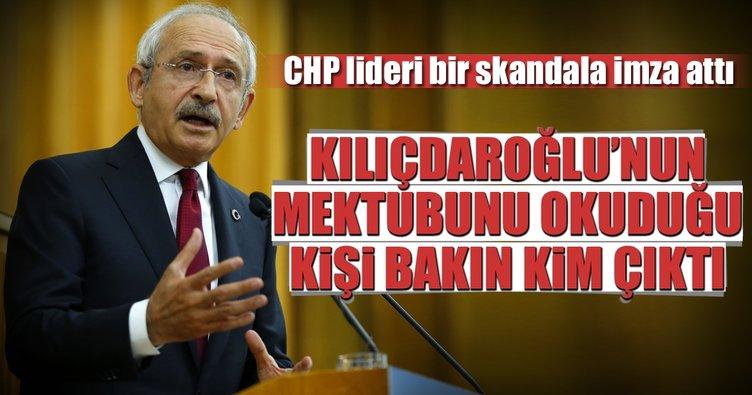 Kılıçdaroğlu FETÖ'cü kadının mektubunu okudu