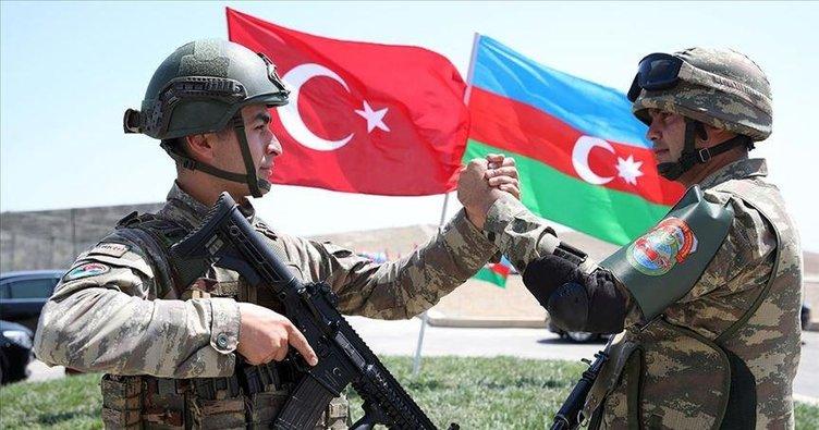 Azerbaycan Cumhurbaşkanı Aliyev: Türkiye ile ortak tatbikatlar Ermenistan'ı korkutuyor