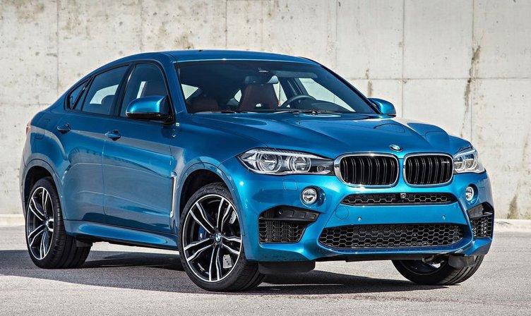 Almanların yeni canavarı BMW X6 M