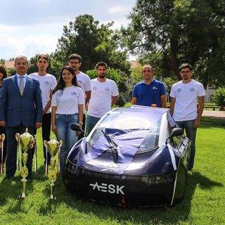 Üniversite öğrencilerinin 'yerli ve milli otomobil' rüyası