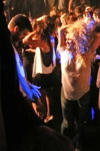 Shakira ile sevgilisinin aşk dansı
