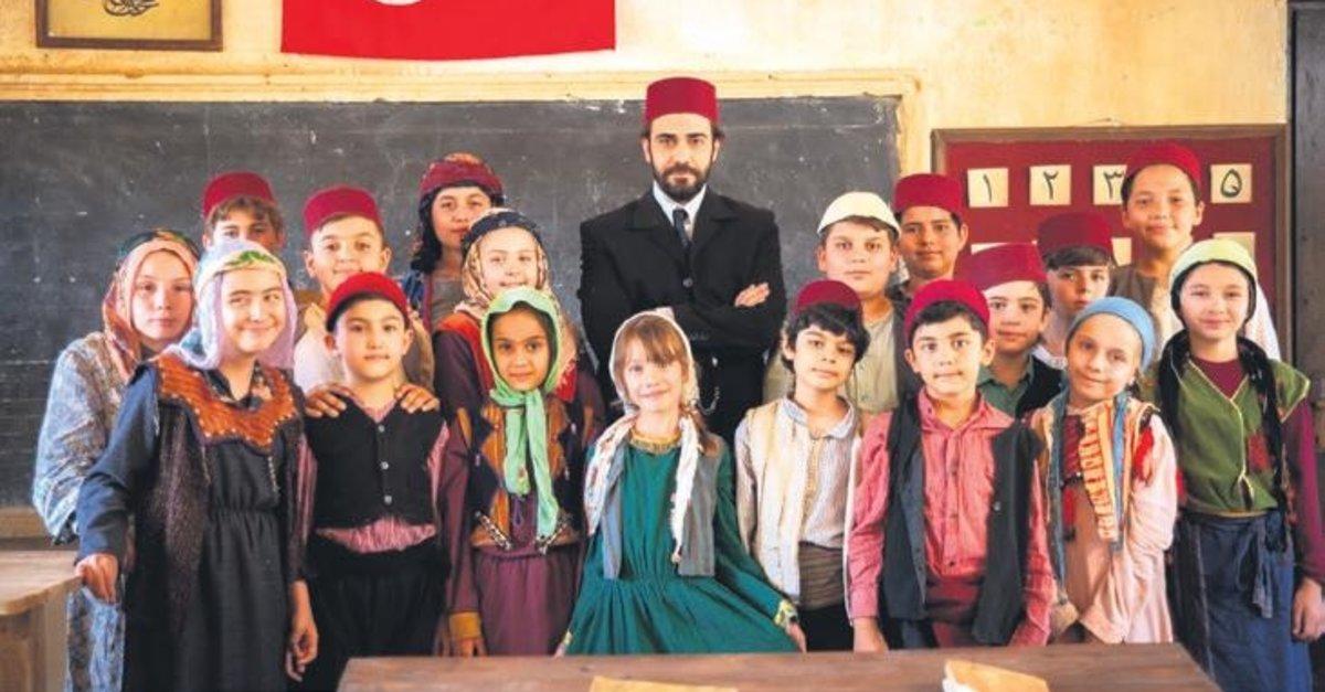 'Muallim' filmine ABD'den 5 ödül