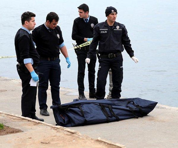 Üsküdar'da denizden ceset çıktı