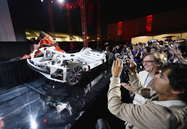 Geleceğin otomobili görücüye çıktı