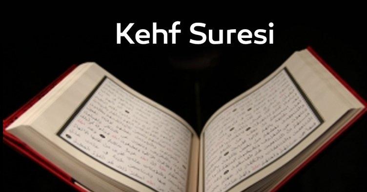 Kehf Suresi Okunuşu Ve Anlamı - Kehf Suresi Türkçe Arapça Okunuşu Ve Meali
