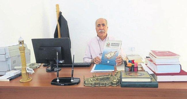 """""""Osmanlı Döneminde Kıbrıs"""" sempozyumu kitaplaştırıldı"""