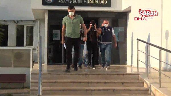 Bursa'da 1 yıllık eşini para karşılığı erkeklere satan taksici yakalandı | Video
