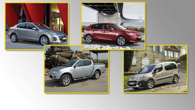 Otomobil markalarının en çok satan modelleri