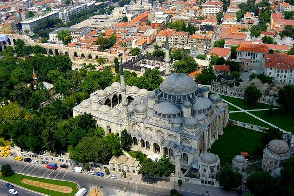 Sinan'ın mimari sırrı asırlardır çözülemiyor