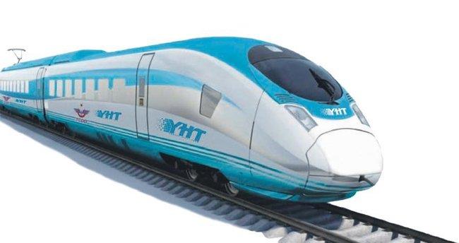 Hızlı tren projesi 2017'de tamam