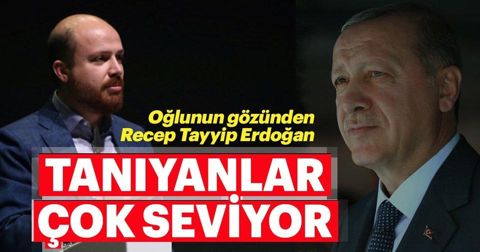 Bilal Erdoğan: Keşke Tayyip Erdoğan, olduğu gibi bilinebilse