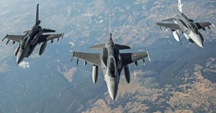 TSK'dan Kuzey Irak'ta PKK'ya bir darbe daha