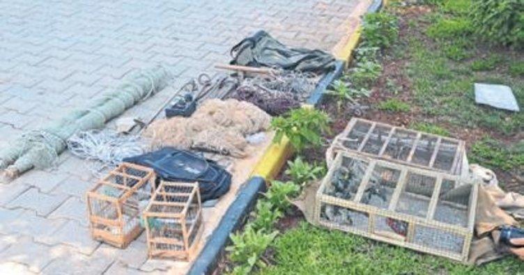Kaçak avcılara 20 bin TL ceza